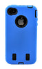 iPhone 6 Plus Heavy Duty Front/Back Blue