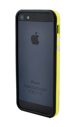 iPhone 4/4S Bumper Black and Yellow