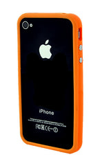 iPhone 5C Bumper Orange