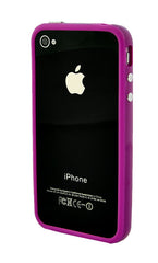 iPhone 4/4S Bumper Purple