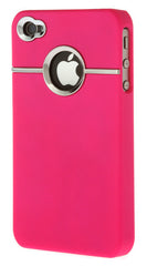 iPhone 5C Chrome Hot Pink