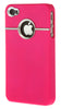 iPhone 5/5S Chrome Hot Pink