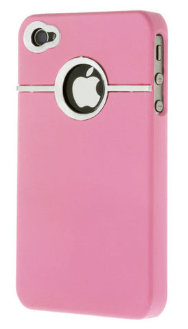 iPhone 5/5S Chrome Pink