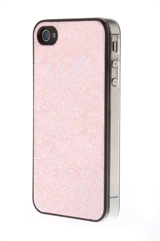 iPhone 4/4S Glitter Light Pink