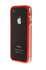 iPhone 4/4S Bumper Red