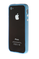 iPhone 4/4S Bumper Light Blue