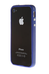 iPhone 4/4S Bumper Blue/Purple
