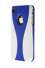 iPhone 4/4S Wine Glass Blue & White