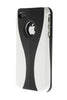 iPhone 4/4S Wine Glass Black & White
