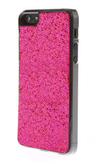 iPhone 5/5S Glitter Hot Pink