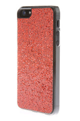 iPhone 5/5S Glitter Red