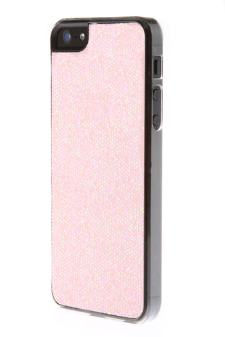 iPhone 5/5S Glitter Light Pink