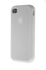 iPhone 4/4S White Plastic Snap On