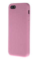 iPhone 5/5S Anti Slip Soft Silicone Pink