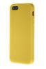 iPhone 5/5S Anti Slip Soft Silicone Yellow