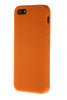 iPhone 6/6S Anti Slip Soft Silicone Orange