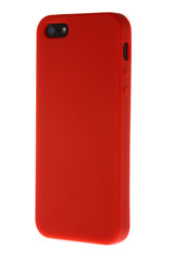 iPhone 5/5S Anti Slip Soft Silicone Red