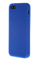 iPhone 6 Plus Anti Slip Soft Silicone Blue