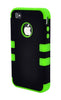 iPhone 6/6S Heavy Duty Front/Back Green Stripe