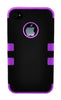 iPhone 6 Plus Heavy Duty Front/Back Purple Stripe