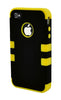 iPhone 6 Plus Heavy Duty Front/Back Yellow Stripe