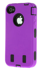 iPhone 6/6S Heavy Duty Front/Back Purple