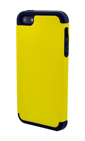 iPhone 5/5S Shield Yellow