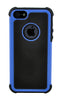 iPhone 5/5S Shockproof Blue and Black