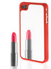 iPhone 4/4S Vanity Mirror Red