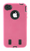 iPhone 5/5S Heavy Duty Front/Back Pink