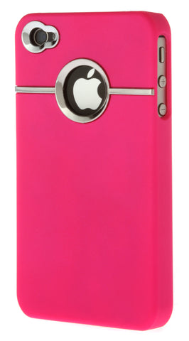 iPhone 4/4S Chrome Hot Pink
