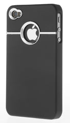 iPhone 4/4S Chrome Black