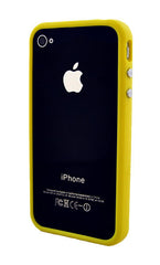 iPhone 6 Plus Yellow Bumper