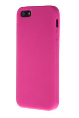iPhone 6 Plus Anti Slip Soft Silicone Hot Pink