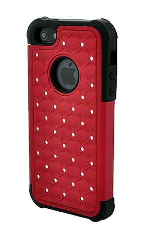 iPhone 4/4S Armor Red Diamond