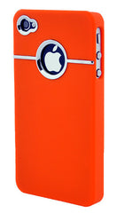 iPhone 5/5S Chrome Orange