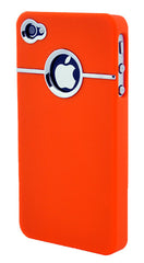 iPhone 4/4S Chrome Orange