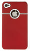 iPhone 5/5S Chrome Red