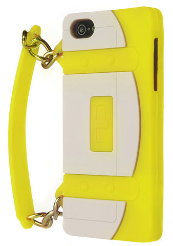 iPhone 5/5S Purse Yellow