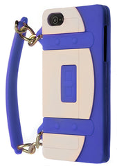 iPhone 5/5S Purse Blue