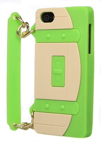 iPhone 5/5S Purse Green