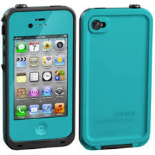 iPhone 4/4S Lifeproof Case Teal