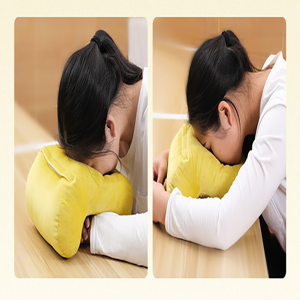 Multi-functional nap pillow