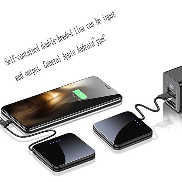 Mini Ultra-thin Mobile Power
