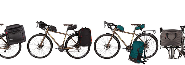 Two Wheel Gear - 2020 Bike Bags