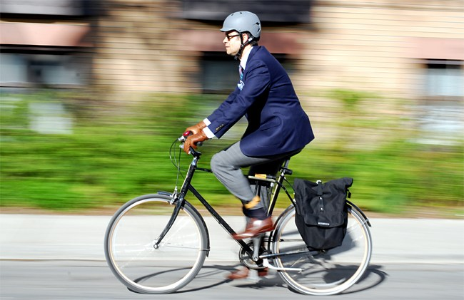 Bike to Work - Standard Panniers
