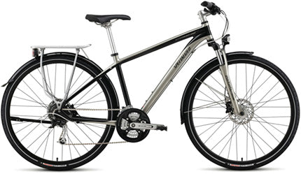 Bike to Work - Hybrid Commuter Bike