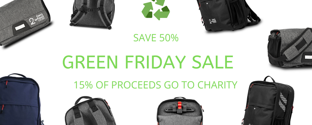 Two Wheel Gear - Green Friday Re-Use It Sale