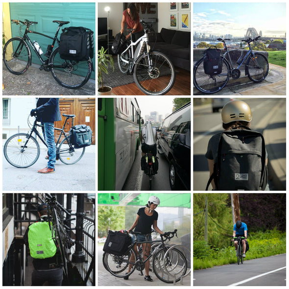 Two Wheel Gear - Bike Commuter Ambassadors
