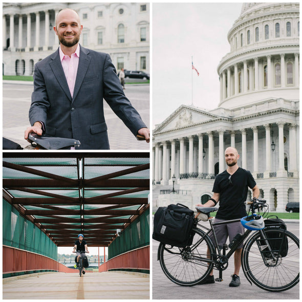 Two Wheel Gear - Ambassador - Adam Godet - Washington, DC